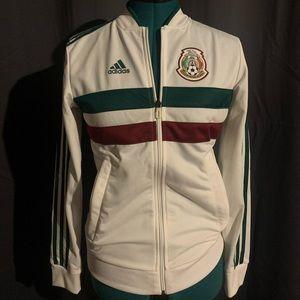 Adidas Mexico Jersey Jacket